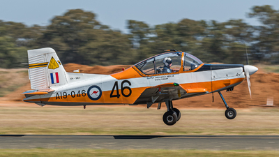 VH-MCT - New Zealand Aerospace CT-4A Airtrainer - Private