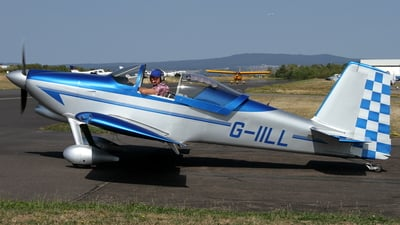G-IILL - Vans RV-7 - Private