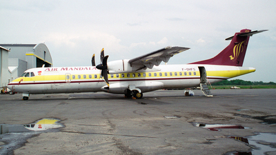 F-OHFS - ATR 72-212 - Air Mandalay