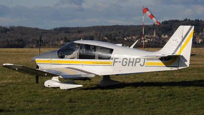 F-GHPJ - Robin DR400/140B Major - Private