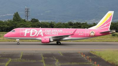 JA03FJ - Embraer 170-200STD - Fuji Dream Airlines