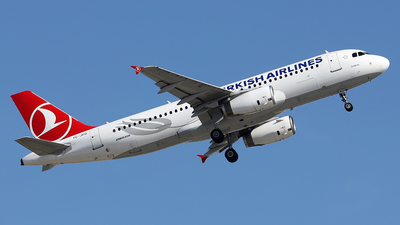 A picture of TCJPO - Airbus A320232 - Turkish Airlines - © Firat Cimenli