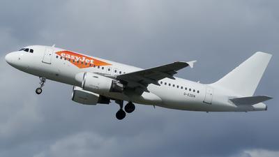 G-EZEN - Airbus A319-111 - easyJet