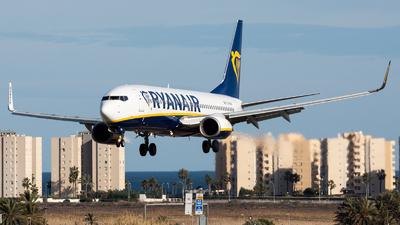 A picture of EIENW - Boeing 7378AS - Ryanair - © Fryderyk Kastelnik/ Fred Aviation