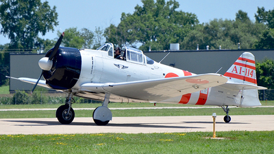 N15797 - Canadian Car and Foundry Harvard Mk.IV - Commemorative Air Force