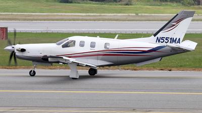 N551MA - Socata TBM-850 - Private