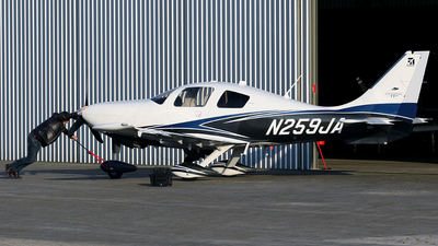 N259JA - Cessna T240 Corvalis TTX - Private