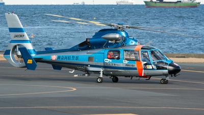 JA03KP - Eurocopter AS 365N3 Dauphin - Japan - Police