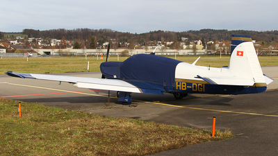 A picture of HBDGI - Mooney M20K - [250693] - © Karl K.