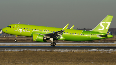 A picture of VPBTX - Airbus A320271N - S7 Airlines - © OSDU