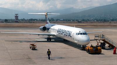 YV2992 - McDonnell Douglas MD-82 - Aeropostal - Alas de Venezuela