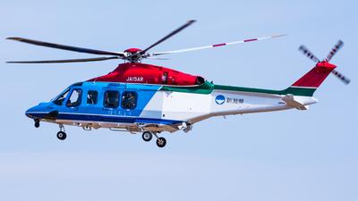 JA15AR - Agusta-Westland AW-139 - Japan - Niigata Prefecture