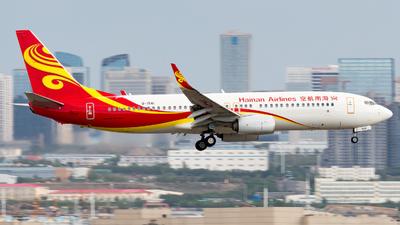 B-1541 - Boeing 737-86N - Hainan Airlines