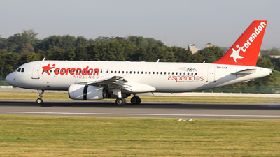 ZS-GAW | Airbus A320-231 | Corendon Airlines (Global