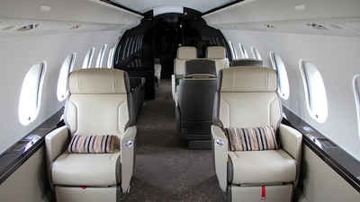 T7-AAAA - Bombardier BD-700-1A10 Global 6500 - Private
