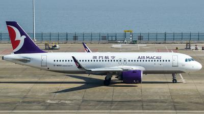 B-MBO - Airbus A320-271N - Air Macau