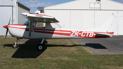 ZK-CTB - Cessna 150H - Private
