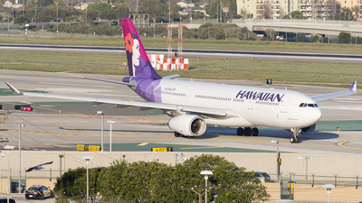 N373HA - Airbus A330-243 - Hawaiian Airlines