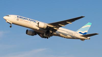 A picture of CSTFM - Boeing 777212(ER) - EuroAtlantic Airways - © Luciano Silva