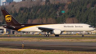 N447UP - Boeing 757-24A(PF) - United Parcel Service (UPS)