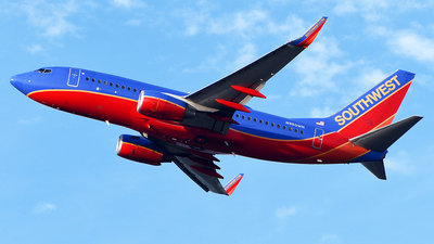 N950WN - Boeing 737-7H4 - Southwest Airlines