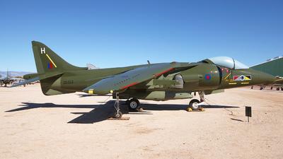 ZD353 - British Aerospace Harrier GR.5 - United Kingdom - Royal Air Force (RAF)