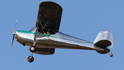 N89109 - Cessna 140 - Private