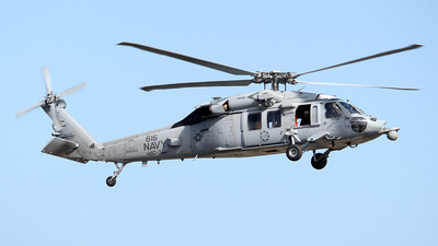 168583 - Sikorsky MH-60S Knighthawk - United States - US Navy (USN)