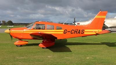 G-CHAS - Piper PA-28-181 Archer II - Private