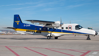 D-CAAL - Dornier Do-228-212 - Arcus-Air