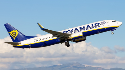 A picture of EIEFC - Boeing 7378AS - Ryanair - © Inaki Ropero Pipaón