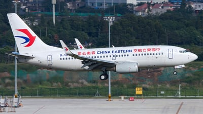B-5816 - Boeing 737-79P - China Eastern Airlines