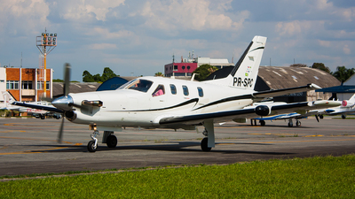 PR-SPC - Socata TBM-850 - Private