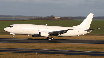 F-GIXN - Boeing 737-4Y0(SF) - ASL Airlines