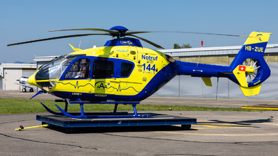 A picture of HBZUE - Eurocopter EC135 T2+ -  - © Marcel Moser