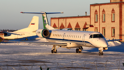 VQ-BWL - Embraer ERJ-145LI - Komiaviatrans