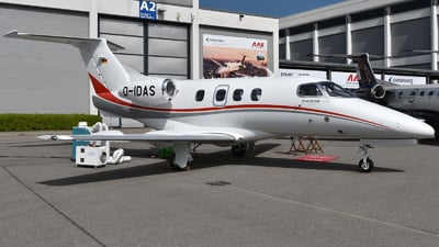 D-IDAS - Embraer 500 Phenom 100E - Private