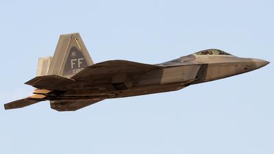 09-4189 - Lockheed Martin F-22A Raptor - United States - US Air Force (USAF)