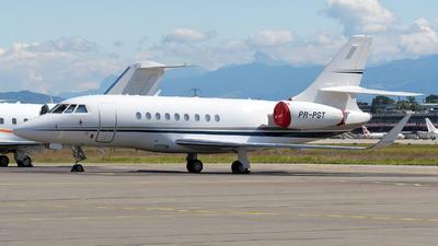 PR-PGT - Dassault Falcon 2000LXS - Private