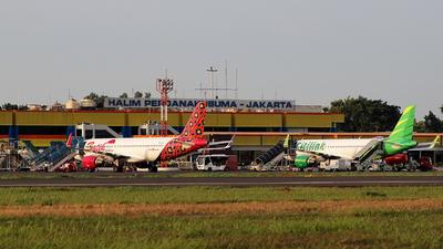 WIHH - Airport - Ramp