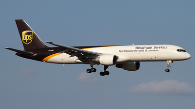 N430UP - Boeing 757-24A(PF) - United Parcel Service (UPS)