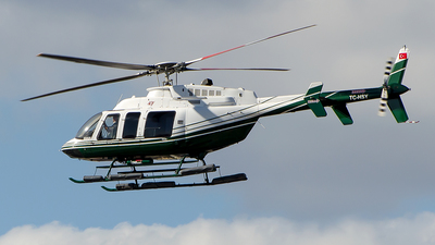 TC-HSY - Bell 407 - Private