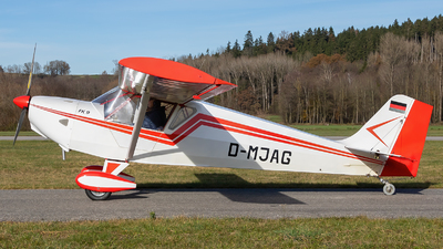 D-MJAG - B & F Technik FK-9 ELA - Private