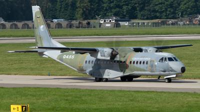 0455 - CASA C-295M - Czech Republic - Air Force