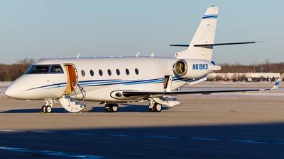 N619KS - Gulfstream G200 - Private