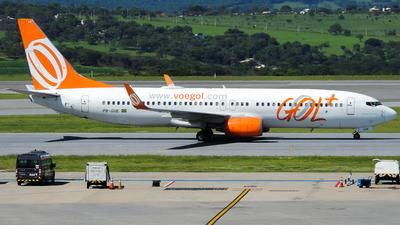A picture of PRGUE - Boeing 7378EH - GOL Linhas Aereas - © Guilherme Rezende
