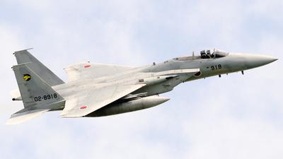 02-8918 - McDonnell Douglas F-15J Eagle - Japan - Air Self Defence Force (JASDF)