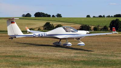 D-KGTI - Diamond Aircraft HK36 Super Dimona - Private