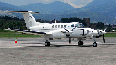 84-24376 - Beechcraft C-12U Huron - United States - US Army