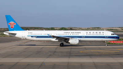 A picture of B6683 - Airbus A321211 - China Southern Airlines - © XPHNGB